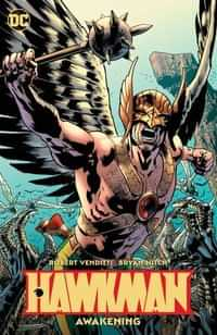 Hawkman TP 2018 Awakening