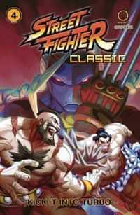 Street Fighter TP Classic V4