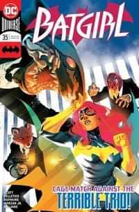 Batgirl #35 CVR A