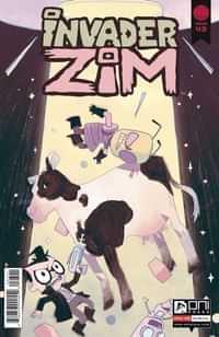 Invader Zim #43 CVR B