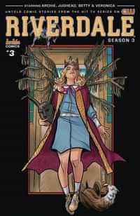 Riverdale Season 3 #3 CVR B Eisma
