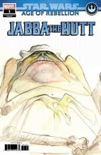 Star Wars Age of Republic One-Shot Jabba the Hutt Variant Concept
