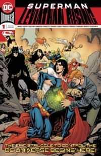 Superman Leviathan Rising Special