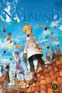 Promised Neverland GN V9