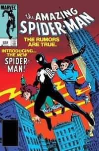 Amazing Spider-Man #252 Facsimile Edition Second Printing