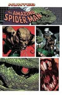 Amazing Spider-Man #19.hu Second Printing Bachalo