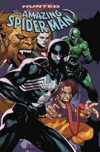Amazing Spider-Man #22 Variant Yu Connecting