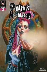 Punk Mambo #2 CVR A Brereton