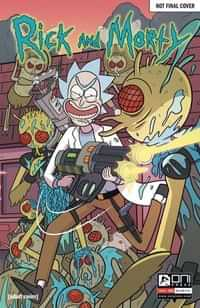 Rick and Morty #3 50 Issues Special Variant
