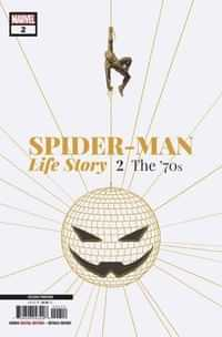 Spider-Man Life Story #2 Second Printing Bagley