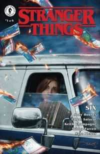 Stranger Things Six #1 CVR A Briclot