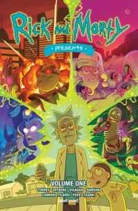 Rick and Morty TP Presents V1