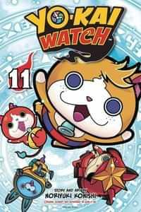 Yo-Kai Watch GN V11