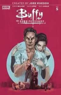 Buffy the Vampire Slayer #5 CVR A Aspinall