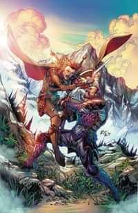 Dragonsblood #2 CVR B Richardson