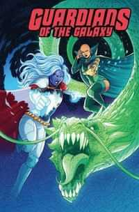 Guardians of the Galaxy Annual #1 Variant Bartel