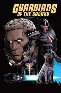 Guardians of the Galaxy Annual #1 Variant Christopher