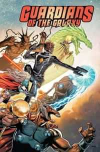 Guardians of the Galaxy Annual #1 Variant Smith