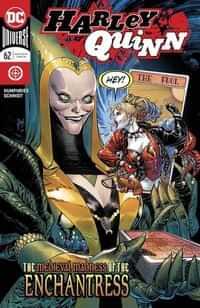 Harley Quinn #62 CVR A
