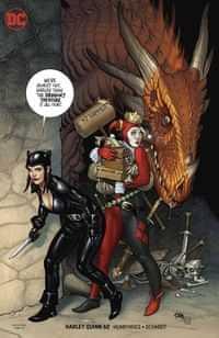 Harley Quinn #62 CVR B