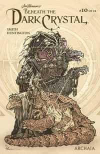 Jim Henson Beneath Dark Crystal #10 CVR B Preorder Peterse