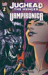 Jughead Hunger Vs Vampironica #2 CVR B Panosian