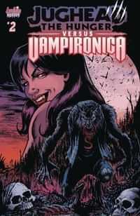 Jughead Hunger Vs Vampironica #2 CVR C Robertson