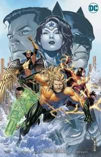 Justice League #25 CVR B