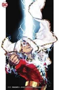 Shazam #6 CVR B
