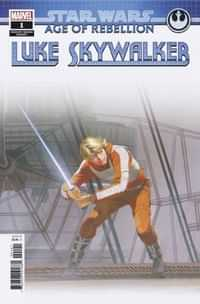 Star Wars Age of Republic One-Shot Luke Skywalker Variant Concept