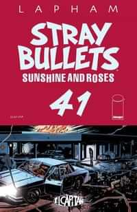 Stray Bullets Sunshine and Roses #41
