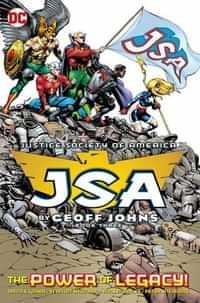 JSA TP Geoff Johns V3