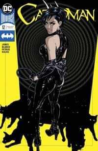 Catwoman #12 CVR A