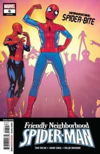 Friendly Neighborhood Spider-Man #6 Second Printing