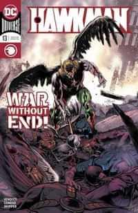 Hawkman #13 CVR A