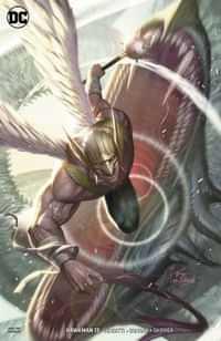 Hawkman #13 CVR B