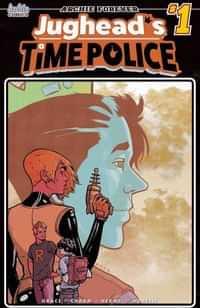 Jughead Time Police #1 CVR B Boss