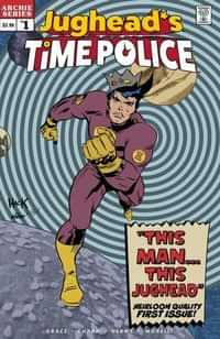 Jughead Time Police #1 CVR D Hack
