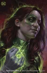 Justice League Odyssey #10 CVR B