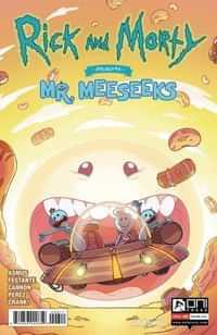 Rick and Morty Presents Mr Meeseeks CVR A