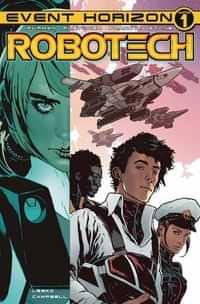 Robotech #21 CVR A Spokes