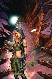 Robyn Hood Outlaw #5 CVR A Vigonte