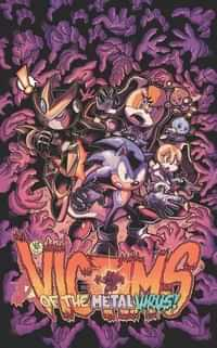 Sonic the Hedgehog #18 CVR A Gray