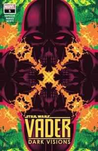 Star Wars Vader Dark Visions #5