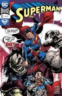 Superman #12 CVR A