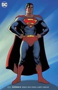 Superman #12 CVR B