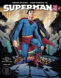 Superman Year One #1 CVR B Romita