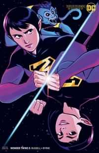 Wonder Twins #5 CVR B