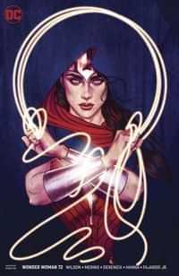 Wonder Woman #72 CVR B