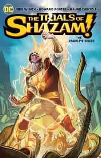 Shazam TP Trials of Shazam the Complete Series